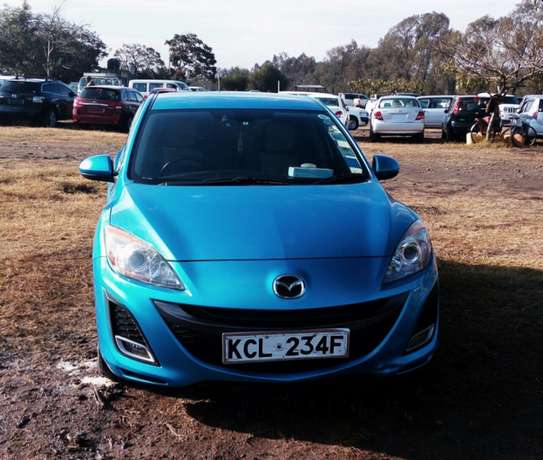 Mazda Axela new shape 2010 Ridgeways - image 7