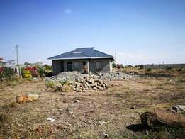 Residential plots for sale in Ruiru in a controlled development
