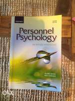 Industrial psychology textbook for sale