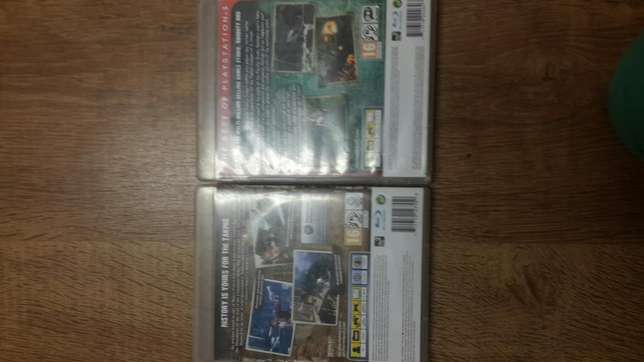 Uncharted 1 and 2 for sale R200 for both Century City - image 2