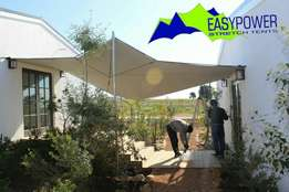 Easypower stretch tents