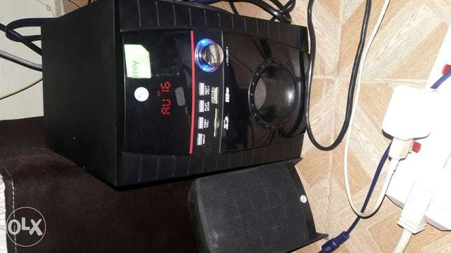 Good deal good machine offer ! LG sub woofer working efficiently Muthini Estate - image 2