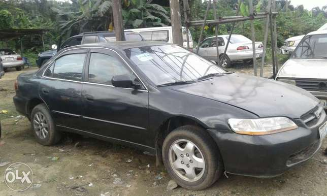Neatly used honda accord 1999 model for sale Port Harcourt - image 2