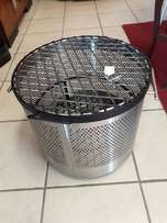 Stainless steal Boma braai