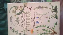 Book of herbs and uses new
