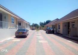 2 Bedrooms, Furnished Apartment at Mbezi Beach.