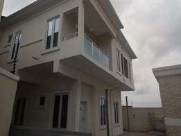 Fully Detached 5 Bedroom Duplex + BQ at Lekki