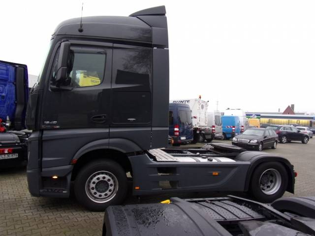 Mercedes-Benz Actros 1840 LS, SZM, Stream Space, Retarder, - 2014 - image 3