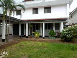 Morden 4 Bdrm En-suite Stand-Alone House in Msasani