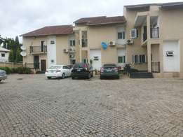 Invest/own this discounted 4units terrace duplexes in the cool of Jabi