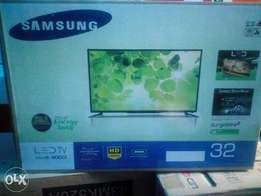 Brand new Samsung 32 inches LED, with 2USB, 2AV, and 2HDMI