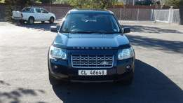 2008 Automatic Land Rover Freelander 11 3.2 SI 6