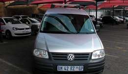 vw caddy 1.6i