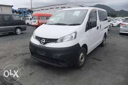 NISSAN / NV200 VANETTE CHASSIS # VM20-0024 year 2009