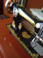 Sewing machine with all accessories intact