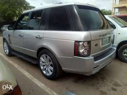 Range Rover upgraded to 2013 autobiography, in perfect condition