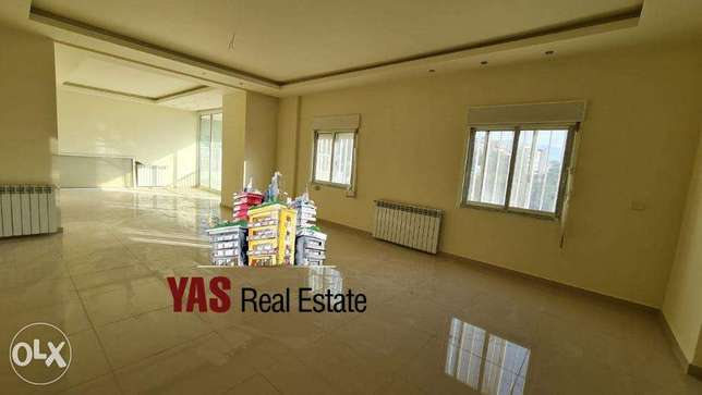 Sheileh 260m2 | 120m2 terraces | New | Panoramic View | Cheque |