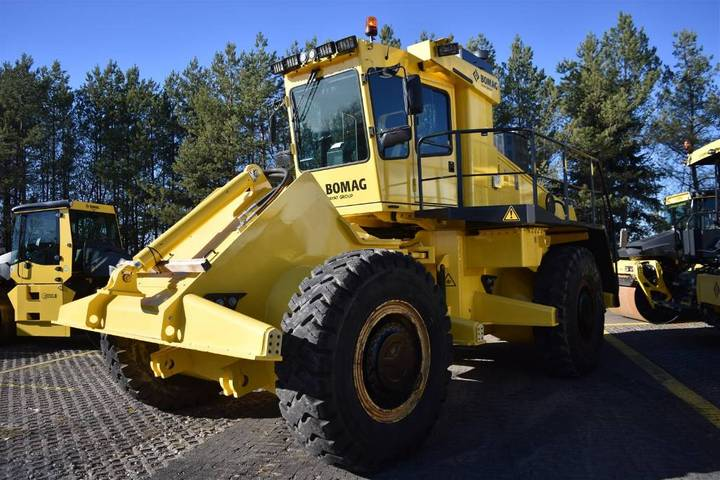 BOMAG Bc 972 Rb-3 - 2013