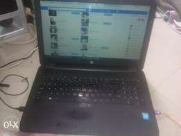HP laptop notebook 500gb Hod. And 4gb ram