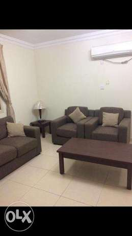 2 bedrooms fully furnished flats in mansoura