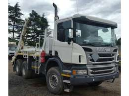 SCANIA P SERIES with full service history for sale
