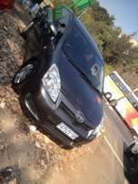 2009 toyota verso 1.6 grey in colour with 109000km R110000