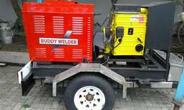 Buddy welder
