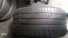 Michelin 255/35/18 run flat tyre and more for sell