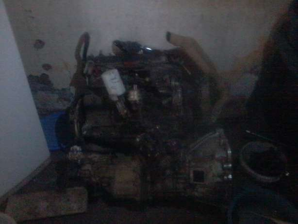 2y engine complete with gearbox for sale Batho - image 2