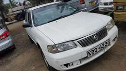 Clean Nissan B15 on quick sale KBQ for 340k