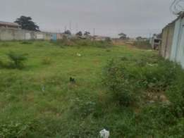 Titled plots walled for sale at Botwe