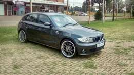 2006 bmw 120i for sale R58000 negotiable