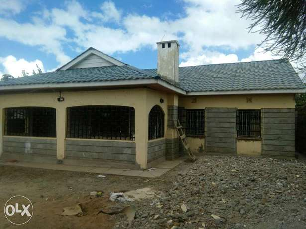 Four bedroom to let own compound in syokimau Syokimau - image 1