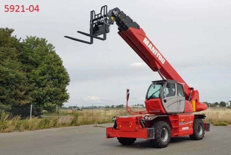 Manitou Mrt 3050 Stage 4 - 2018