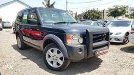 Landrover Discovery 3 HSE, Dark Blue,