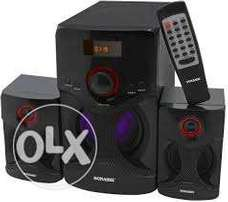 woofer with FM,usb and bluetooth at 4500