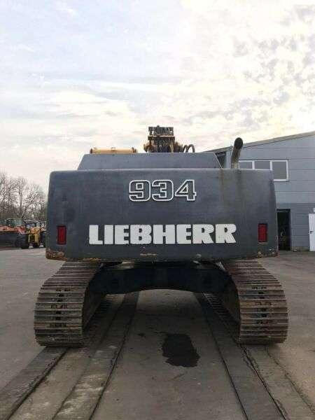 Liebherr R934 **2001 Bj* 15500H* - 2001 - image 4