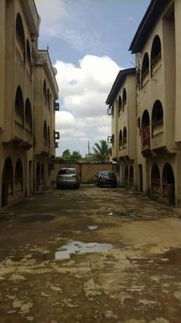 2 No's of block of 6 flat 3 bed room each at ejigbo Isolo - image 1
