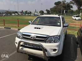 2008 Toyota fortuner 4x4 D4D30