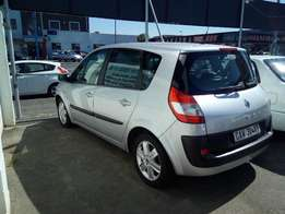 Renault Scenic 6 speed for sale