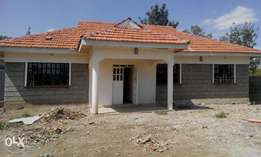 An elegant 3 bedroom bungalow in Ongata Rongai.