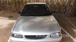 18 000 toyota tazz 1.3 for sale