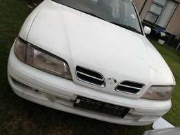 Nissan Primera stripping