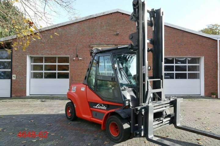Linde H 80 D 02 1100 - 2012 - image 6
