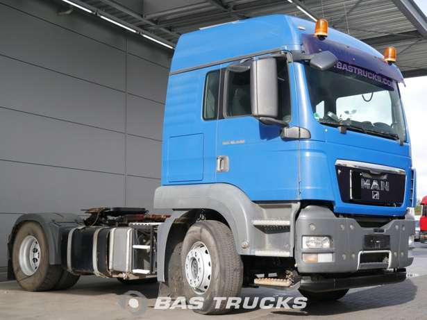 MAN TGS 18.440 LX - To be Imported Lekki - image 3