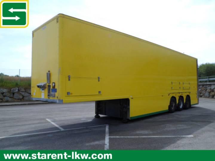 Adams gray &  doppelstocktrailer /doubledeck lift - 2007