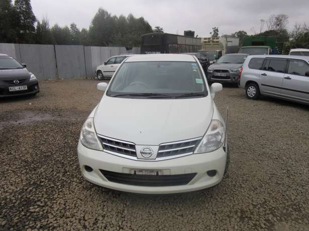 nissan tiida through asset finance Ridgeways - image 1