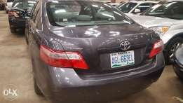 Camry 2008 first body