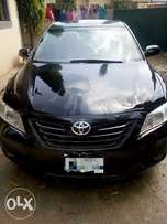 USED Camry 2007 with leather seat and formica