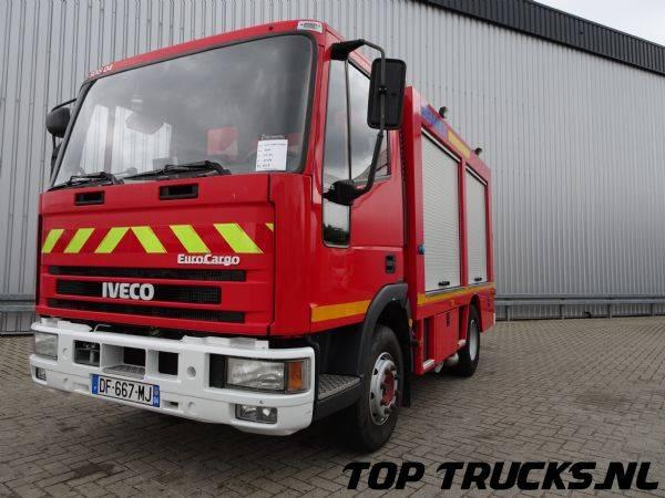 Iveco Euro Cargo 80 E15, Calamiteitenauto - 2000